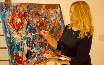 Kunstgalerie EriKla von Erika Hauer und Klaus Werbinek aus Bad Birnbach ist online